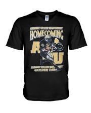 Albany State University Homecoming Asu Shirt V-Neck T-Shirt thumbnail