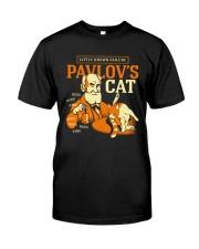 Little Known Failure Pavlov's Cat Shirt Classic T-Shirt front