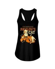 Little Known Failure Pavlov's Cat Shirt Ladies Flowy Tank thumbnail