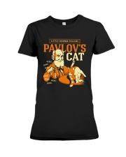 Little Known Failure Pavlov's Cat Shirt Premium Fit Ladies Tee thumbnail