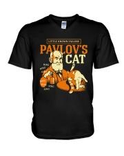 Little Known Failure Pavlov's Cat Shirt V-Neck T-Shirt thumbnail