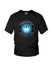 Charlotte Football Club Minted 2022 Shirt Youth T-Shirt thumbnail