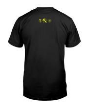 One Club One Community Shirt Classic T-Shirt back