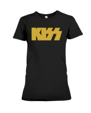 Paul Stanley Kiss Shirt Premium Fit Ladies Tee thumbnail