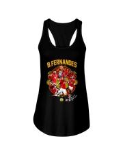 Manchester United B Fernandes Signature Shirt Ladies Flowy Tank thumbnail