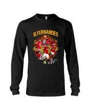 Manchester United B Fernandes Signature Shirt Long Sleeve Tee thumbnail