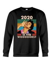 Vintage Jean Ralphio 2020 Is The Wooooorst Shirt Crewneck Sweatshirt thumbnail