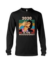 Vintage Jean Ralphio 2020 Is The Wooooorst Shirt Long Sleeve Tee thumbnail