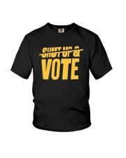 Shut Up Vote Stephen Curry T Shirt Youth T-Shirt thumbnail