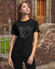 Heart Hippie Love Weed Shirt Classic T-Shirt apparel-classic-tshirt-lifestyle-06