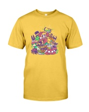 A Hat In Time Mustache In Time Shirt Classic T-Shirt front