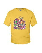 A Hat In Time Mustache In Time Shirt Youth T-Shirt thumbnail