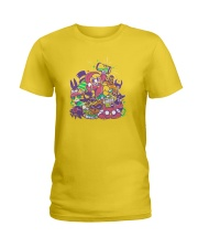 A Hat In Time Mustache In Time Shirt Ladies T-Shirt thumbnail