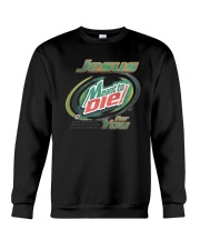 Jesus Meant To Die For You Shirt Crewneck Sweatshirt thumbnail