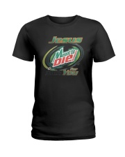 Jesus Meant To Die For You Shirt Ladies T-Shirt thumbnail
