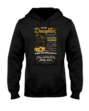 My Daughter Whenever You Feel Overwhelmed Shirt Hooded Sweatshirt thumbnail