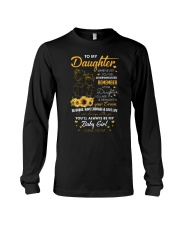 My Daughter Whenever You Feel Overwhelmed Shirt Long Sleeve Tee thumbnail