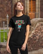 Disc Golf Lover Merry Discmas Shirt Classic T-Shirt apparel-classic-tshirt-lifestyle-06