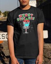 Disc Golf Lover Merry Discmas Shirt Classic T-Shirt apparel-classic-tshirt-lifestyle-29