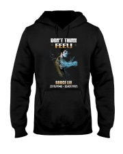 27 11 1940 20 07 1973 Dont Think Feel Bruce Shirt Hooded Sweatshirt tile