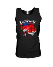 You Know Bro Home Run Pitch Shirt Unisex Tank thumbnail