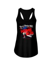 You Know Bro Home Run Pitch Shirt Ladies Flowy Tank thumbnail