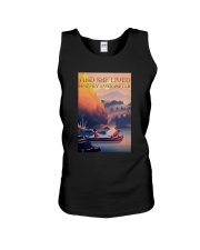 Kayak Dogs And She Lived Happily Ever After Shirt Unisex Tank thumbnail