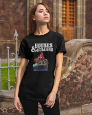 Dungeons Dragon Houses And Humans Shirt Classic T-Shirt apparel-classic-tshirt-lifestyle-06