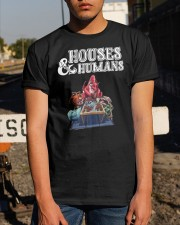 Dungeons Dragon Houses And Humans Shirt Classic T-Shirt apparel-classic-tshirt-lifestyle-29