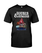 Dungeons Dragon Houses And Humans Shirt Classic T-Shirt front