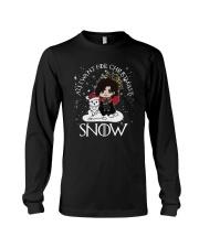 All I Want For Christmas Is Snow Shirt Long Sleeve Tee thumbnail