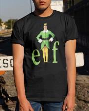 Merry Christmas Elf Shirt Classic T-Shirt apparel-classic-tshirt-lifestyle-29