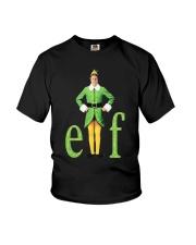 Merry Christmas Elf Shirt Youth T-Shirt thumbnail