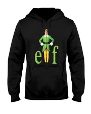 Merry Christmas Elf Shirt Hooded Sweatshirt thumbnail
