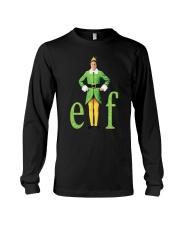 Merry Christmas Elf Shirt Long Sleeve Tee thumbnail