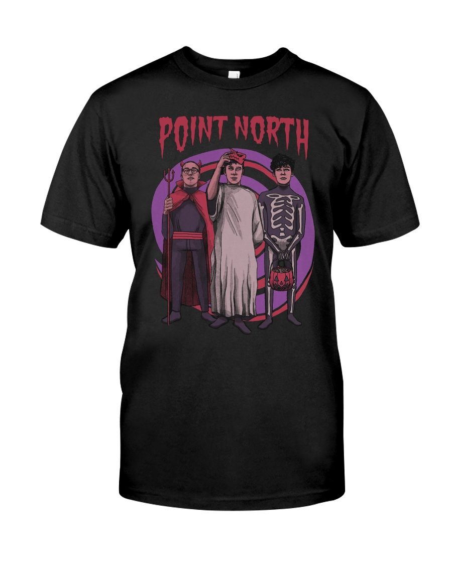 Hopeless Records Point North Shirt Classic T-Shirt