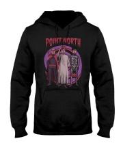 Hopeless Records Point North Shirt Hooded Sweatshirt thumbnail