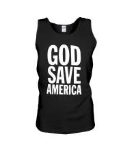 Kanye West God Save America T Shirt Unisex Tank thumbnail