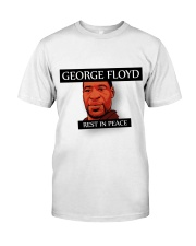 George Floyd rip Premium Fit Mens Tee tile