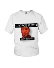George Floyd rip Youth T-Shirt thumbnail