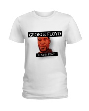 George Floyd rip Ladies T-Shirt thumbnail