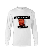 George Floyd rip Long Sleeve Tee thumbnail