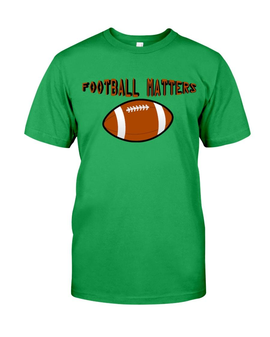 FOOTBALL MATTERS Classic T-Shirt