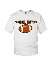 FOOTBALL MATTERS Youth T-Shirt thumbnail