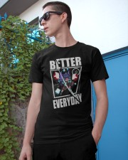 Better Everyday - Beat Saber Classic T-Shirt apparel-classic-tshirt-lifestyle-17
