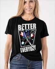 Better Everyday - Beat Saber Classic T-Shirt apparel-classic-tshirt-lifestyle-front-101