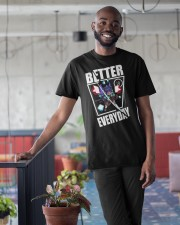 Better Everyday - Beat Saber Classic T-Shirt apparel-classic-tshirt-lifestyle-front-34