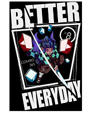 Better Everyday - Beat Saber Vertical Poster tile