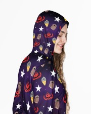 All The Lights In The Sky Are Stars Women's All Over Print Full Zip Hoodie aos-complex-women-zip-hoodie-lifestyle-right-03