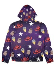 All The Lights In The Sky Are Stars Women's All Over Print Full Zip Hoodie back